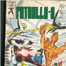 Cómics: PATRULLA X. Nº 33. VOLUMEN 3. VERTICE. C-26. Lote 129977567