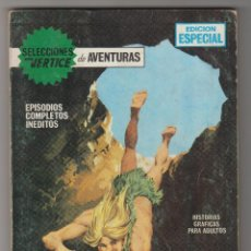 Cómics: SELECCIONES VERTICE DE AVENTURAS V.1 Nº 36, TACO. Lote 130004915