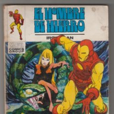 Cómics: VERTICE VOL.1 EL HOMBRE DE HIERRO Nº 26 TACO. Lote 130005572