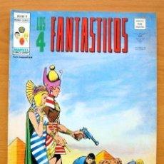Cómics: LOS 4 FANTÁSTICOS, Nº 9 - EDICIONES VÉRTICE 1978 - V.3. Lote 130157667