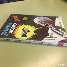 Cómics: ZARPA DE ACERO Nº 9. Lote 130188827