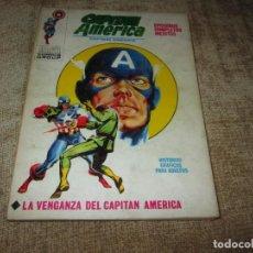 Cómics: VERTICE ~ CAPITAN AMERICA ~ VOL 1 Nº 23. Lote 130224338