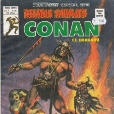 Cómics: RELATOS SALVAJES Nº 75 VOL 1 - CONAN - VERTICE ESPECIAL SERIES. Lote 130274954