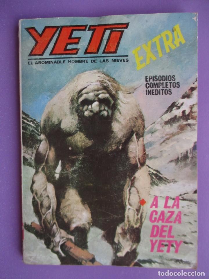 Cómics: YETI COLECCION COMPLETA VERTICE TACO ¡¡¡¡ MUY BUEN ESTADO!!!!! - Foto 4 - 130356890