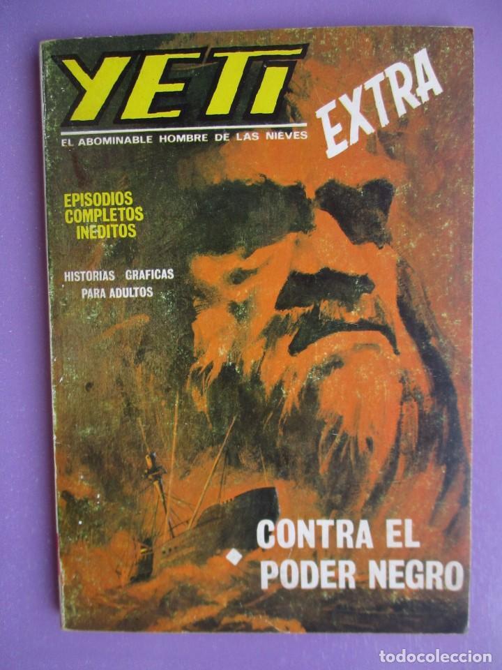 Cómics: YETI COLECCION COMPLETA VERTICE TACO ¡¡¡¡ MUY BUEN ESTADO!!!!! - Foto 8 - 130356890