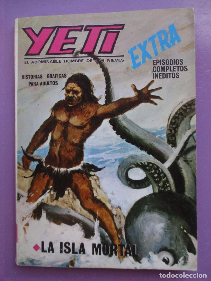 Cómics: YETI COLECCION COMPLETA VERTICE TACO ¡¡¡¡ MUY BUEN ESTADO!!!!! - Foto 12 - 130356890
