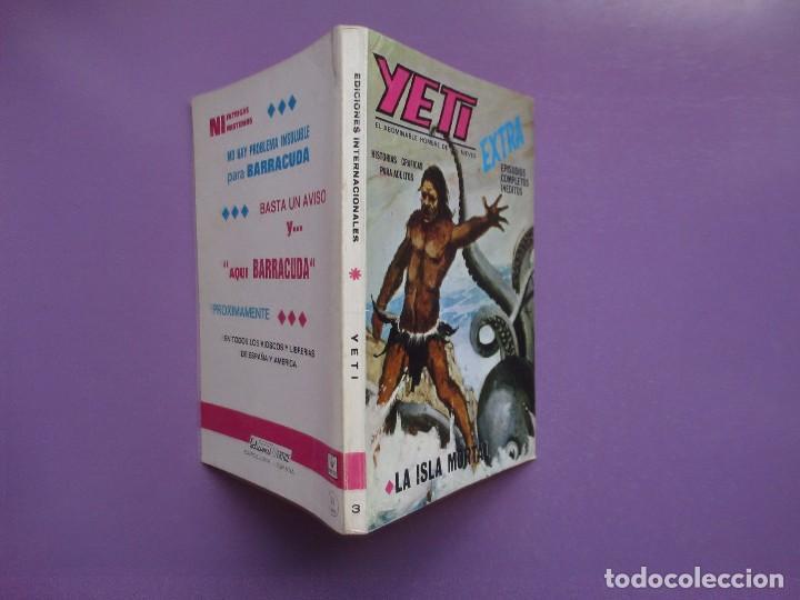 Cómics: YETI COLECCION COMPLETA VERTICE TACO ¡¡¡¡ MUY BUEN ESTADO!!!!! - Foto 14 - 130356890