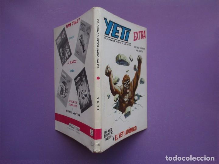 Cómics: YETI COLECCION COMPLETA VERTICE TACO ¡¡¡¡ MUY BUEN ESTADO!!!!! - Foto 19 - 130356890