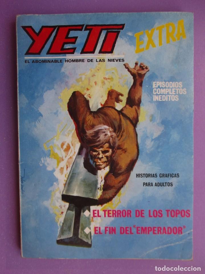Cómics: YETI COLECCION COMPLETA VERTICE TACO ¡¡¡¡ MUY BUEN ESTADO!!!!! - Foto 21 - 130356890