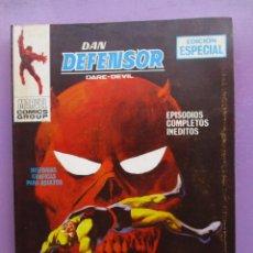 Cómics: DAN DEFENSOR Nº 14 VERTICE VOLUMEN 1 ¡¡¡¡BASTANTE BUEN ESTADO!!!!!. Lote 130629858