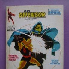 Cómics: DAN DEFENSOR Nº 15 VERTICE VOLUMEN 1 ¡¡¡¡BASTANTE BUEN ESTADO!!!!!. Lote 130630318