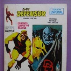Cómics: DAN DEFENSOR Nº 19 VERTICE VOLUMEN 1 ¡¡¡MUY BUEN ESTADO!!!!! . Lote 130632226