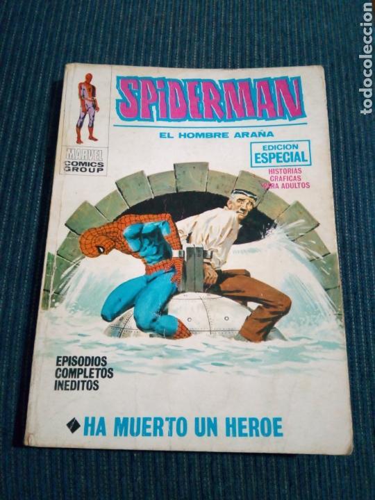 SPIDERMAN VOL 1 Nº 20 VERTICE (Tebeos y Comics - Vértice - V.1)