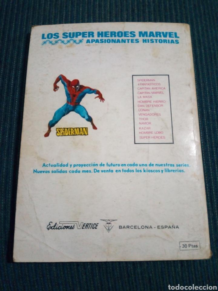 Cómics: spiderman vol 1 nº 20 vertice - Foto 2 - 130636618