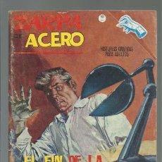 Cómics: ZARPA DE ACERO 17, VERTICE FORMATO GRAPA, BUEN ESTADO. Lote 130721389