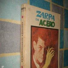 Cómics: ZARPA DE ACERO 11, 1975, VERTICE, BUEN ESTADO. 224 PÁGINAS. Lote 130722674