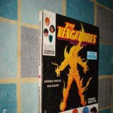 Comics : LOS VENGADORES 3, 1969, VERTICE, BUEN ESTADO. Lote 159030492