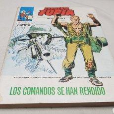 Cómics: COMICS DE MARVEL, SARGENTO FURIA, N°15, LOS COMANDOS SE HAN RENDIDO, EDICIONES VERTICE.. Lote 130931620