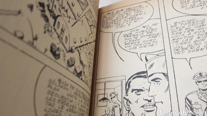 Cómics: Comics de marvel, sargento furia n°6, la fortaleza del desierto, ediciones vertice - Foto 4 - 130933004