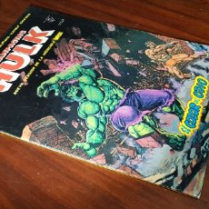 Cómics: THE RAMPAGING HULK 13 EXCELENTE ESTADO VERTICE. Lote 130998892