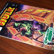 Cómics: THE RAMPAGING HULK 11 EXCELENTE ESTADO VERTICE. Lote 130999152