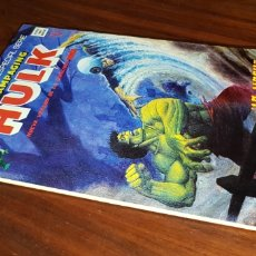Cómics: THE RAMPAGING HULK 7 CASI EXCELENTE ESTADO VERTICE. Lote 131000300