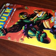 Cómics: THE RAMPAGING HULK 8 EXCELENTE ESTADO VERTICE. Lote 131000461