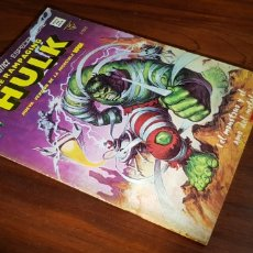 Cómics: THE RAMPAGING HULK 3 VERTICE. Lote 131001103