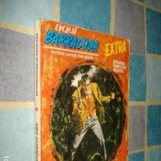 Cómics: AQUI BARRACUDA 14: SENDA TRAICIONERA, 1969, VERTICE. Lote 131065016