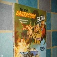 Cómics: AQUÍ BARRACUDA 1: BARRACUDA CONTRA C.O.S.A., 1966, VERTICE, MUY BUEN ESTADO. Lote 131065228