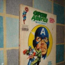 Cómics: CAPITÁN AMÉRICA 23: LA VENGANZA DEL CAPITÁN AMÉRICA, 1972, VERTICE, BUEN ESTADO. Lote 131065388