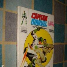 Cómics: CAPITAN MARVEL 2: CONTRA EL PRINCIPE DEL MAR, 1969, VERTICE, MUY BUEN ESTADO. Lote 131066420