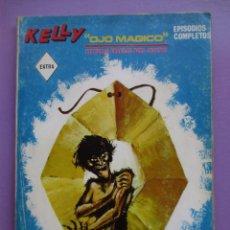 Cómics: KELLY OJO MAGICO Nº 4 VERTICE TACO ¡¡¡NORMAL/ BUEN ESTADO Y DIFICILISMO!!!!! VER FOTOS. Lote 131092300