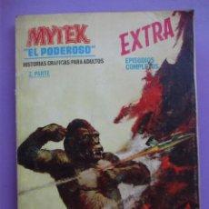 Cómics: MYTEK EL PODEROSO Nº 2 VERTICE TACO ¡¡¡ BUEN ESTADO Y DIFICIL!!!!! . Lote 131093356
