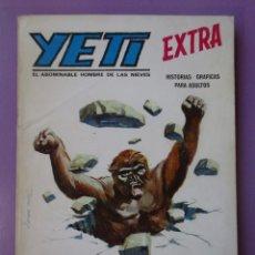 Cómics: YETI Nº 4 VERTICE VOLUMEN 1 ¡¡¡ BUEN ESTADO Y DIFICIL !!!!!. Lote 131094108