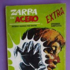 Cómics: ZARPA DE ACERO Nº 3 VERTICE TACO ¡¡¡ BUEN ESTADO !!!!!. Lote 131094900