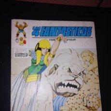 Cómics: VERTICE VOLUMEN 1 LOS 4 FANTASTICOS Nº 59 UNIDOS... O MUERTOS SOLO BUENOS COLECCIONISTAS. Lote 45150186