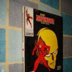 Comics: DAN DEFENSOR 36, 1972, VERTICE, MUY BUEN ESTADO. Lote 131325742