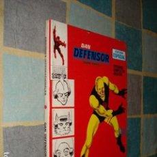 Cómics: DAN DEFENSOR 5, 1969, VERTICE, MUY BUEN ESTADO. Lote 131326362
