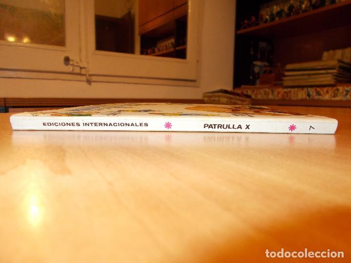 Comics: PATRULLA X V.1 Nº 7 - Foto 2 - 131522202