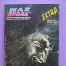Cómics: MAX AUDAZ Nº 6 VERTICE TACO ¡¡¡ BUEN ESTADO!!!!! VER FOTOS.. Lote 131527698