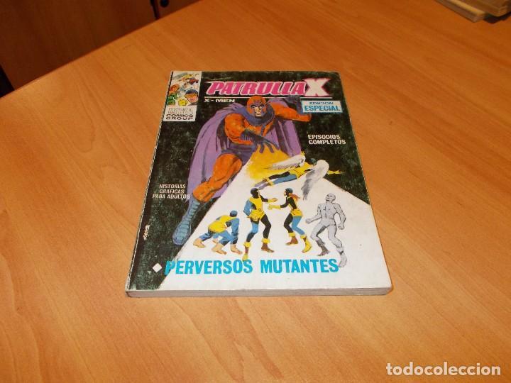 PATRULLA X V.1 Nº 2 (Comics und Tebeos - Vértice - Patrulla X)