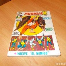 Cómics: PATRULLA X V.1 Nº 12. USADO. LEER DESCRIPCION. Lote 131573286