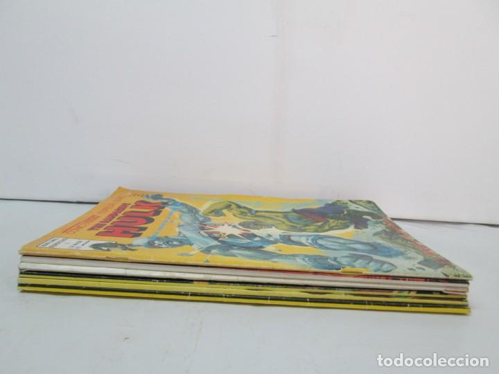 Cómics: THE RAMPAGING HULK. MUNDO COMICS VOL1. Nº 11-12-13-14-15 Y ESPECIAL 2. COMICS VERTICE. VER FOTOS - Foto 2 - 131593954