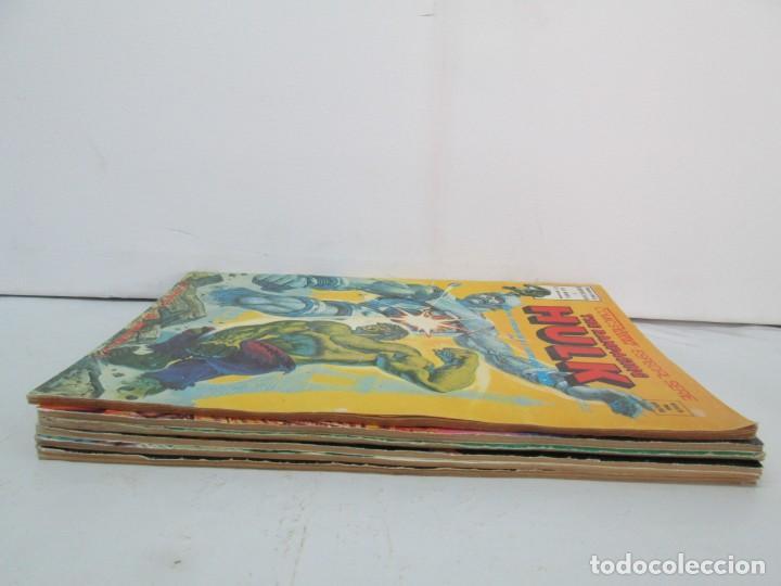 Cómics: THE RAMPAGING HULK. MUNDO COMICS VOL1. Nº 11-12-13-14-15 Y ESPECIAL 2. COMICS VERTICE. VER FOTOS - Foto 4 - 131593954