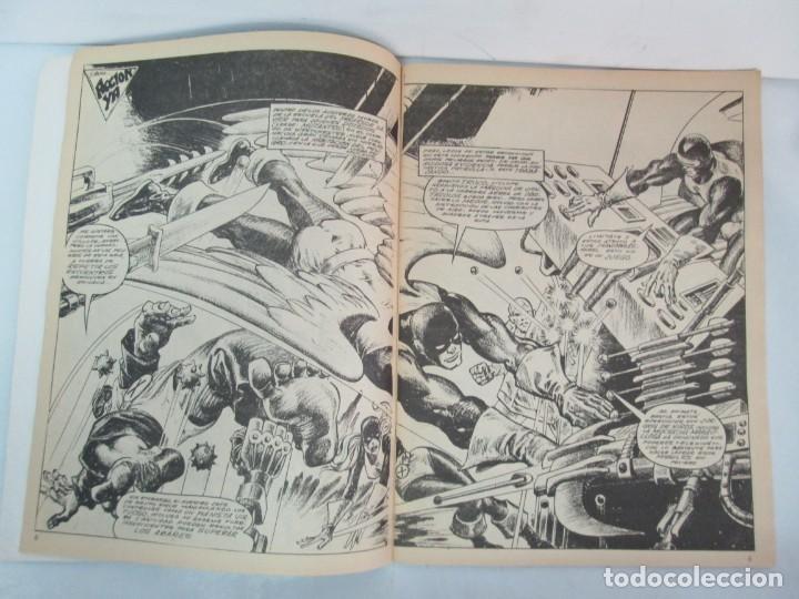 Cómics: THE RAMPAGING HULK. MUNDO COMICS VOL1. Nº 11-12-13-14-15 Y ESPECIAL 2. COMICS VERTICE. VER FOTOS - Foto 7 - 131593954