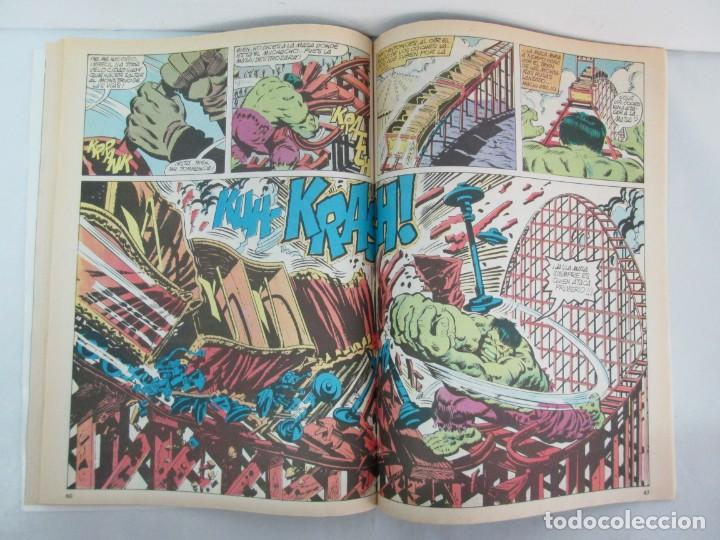 Cómics: THE RAMPAGING HULK. MUNDO COMICS VOL1. Nº 11-12-13-14-15 Y ESPECIAL 2. COMICS VERTICE. VER FOTOS - Foto 19 - 131593954