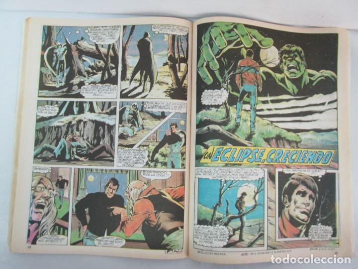 Cómics: THE RAMPAGING HULK. MUNDO COMICS VOL1. Nº 11-12-13-14-15 Y ESPECIAL 2. COMICS VERTICE. VER FOTOS - Foto 29 - 131593954