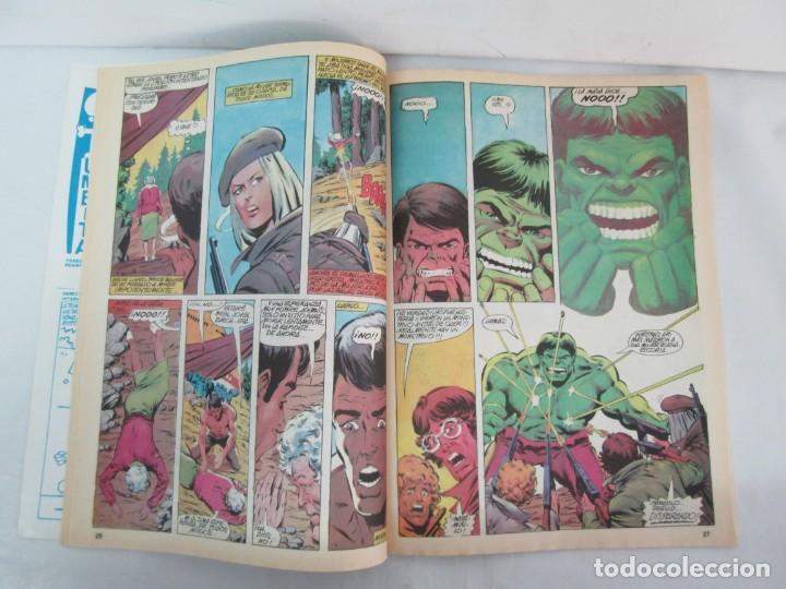 Cómics: THE RAMPAGING HULK. MUNDO COMICS VOL1. Nº 11-12-13-14-15 Y ESPECIAL 2. COMICS VERTICE. VER FOTOS - Foto 43 - 131593954