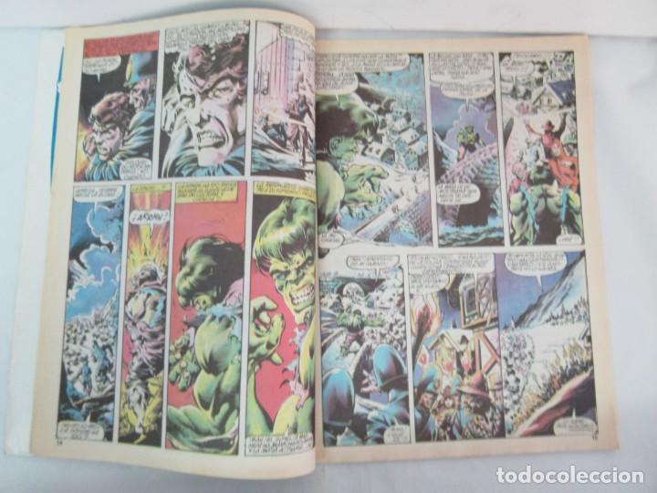 Cómics: THE RAMPAGING HULK. MUNDO COMICS VOL1. Nº 11-12-13-14-15 Y ESPECIAL 2. COMICS VERTICE. VER FOTOS - Foto 50 - 131593954